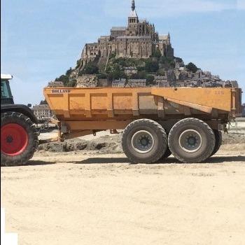 Le Covid ringardise les vieux modèles : Le cas du Mont Saint-Michel