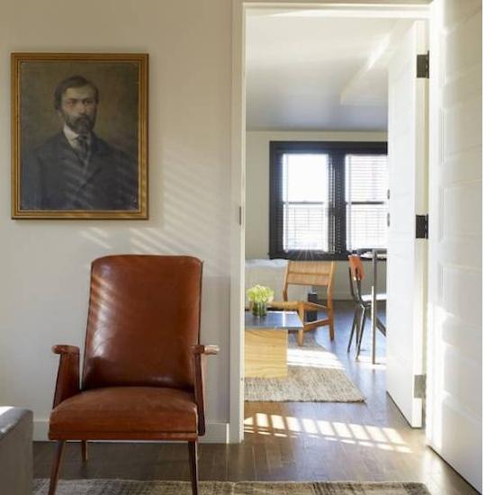 Tendances d'aménagement et de décoration hôtelière