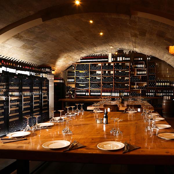 Bar et restaurants : Le Vin