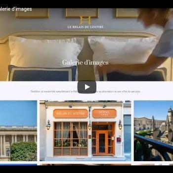 7 erreurs à éviter dans la galerie d'un site web d'hôtel
